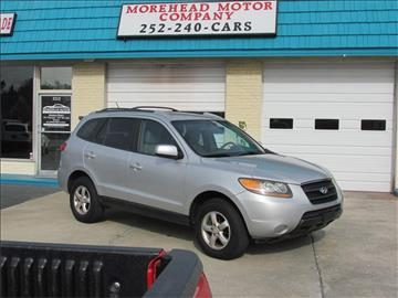 2007 Hyundai Santa Fe for sale in Morehead City, NC