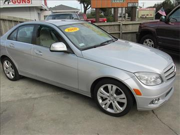 2009 Mercedes-Benz C-Class for sale in Morehead City, NC
