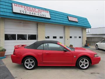 2004 Ford Mustang for sale in Morehead City, NC