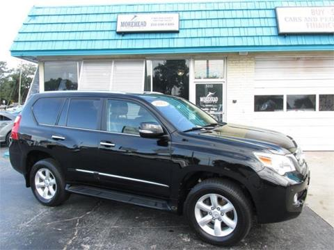 2012 Lexus GX 460 for sale in Morehead City, NC