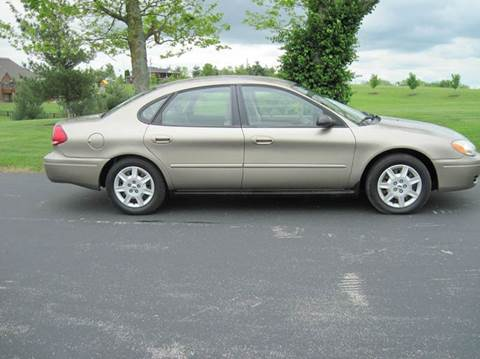 2005 Ford Taurus for sale in Mount Sterling, KY