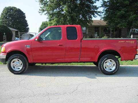 2001 Ford F-150 for sale in Mount Sterling, KY