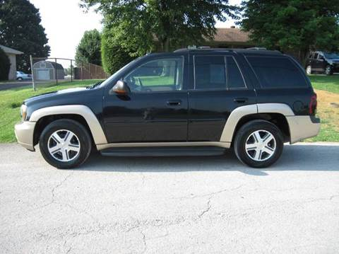 2005 Chevrolet TrailBlazer for sale in Mount Sterling, KY