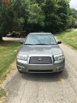2007 Subaru Forester for sale in York, PA