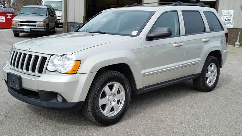 2010 jeep grand cherokee laredo 4x4 4dr suv in hooksett nh onyx. Cars Review. Best American Auto & Cars Review