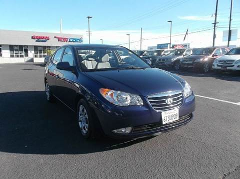 Hyundai elantra for sale sacramento ca for Sun valley motors sacramento