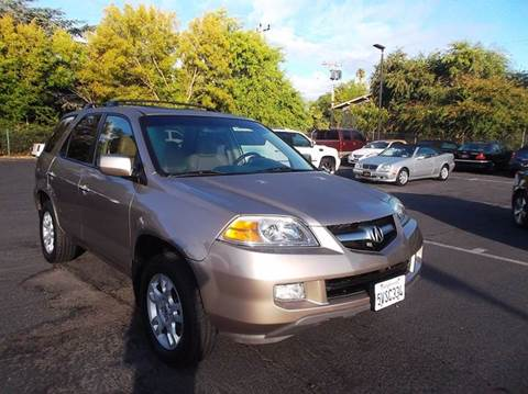 2006 Acura MDX for sale in Sacramento, CA