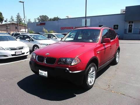2005 BMW X3 for sale in Sacramento, CA