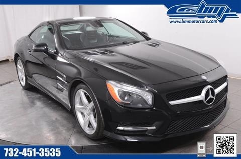 2014 Mercedes-Benz SL-Class for sale in Rahway, NJ