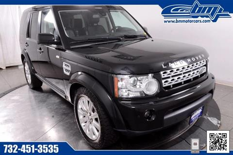 2013 Land Rover LR4 for sale in Rahway, NJ