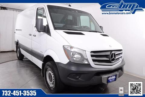 2014 Mercedes-Benz Sprinter Cargo for sale in Rahway, NJ