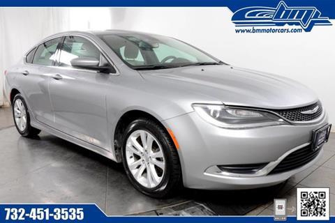 2015 Chrysler 200 For Sale >> Chrysler 200 For Sale Carsforsale Com