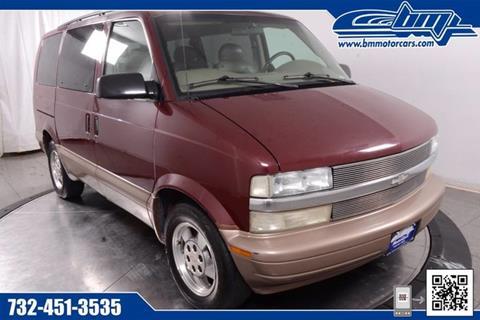 2003 Chevrolet Astro for sale in Rahway, NJ