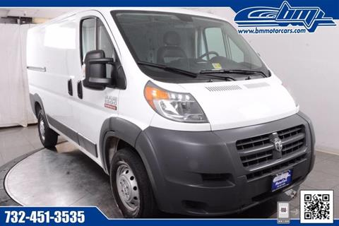 2017 RAM ProMaster Cargo for sale in Rahway, NJ