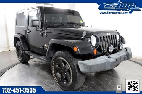 used 2007 jeep wrangler for sale in new jersey. Black Bedroom Furniture Sets. Home Design Ideas