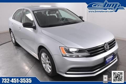 2015 Volkswagen Jetta for sale in Rahway, NJ