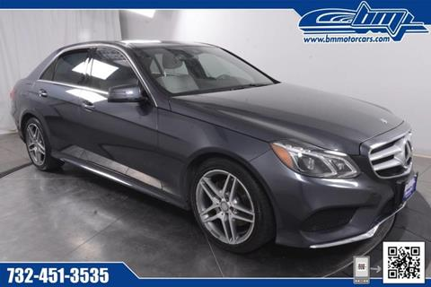 2016 Mercedes-Benz E-Class for sale in Rahway, NJ