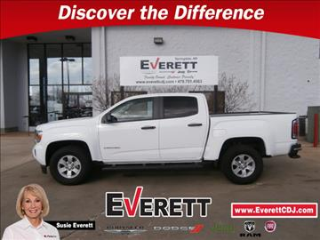 2015 GMC Canyon for sale in Springdale, AR