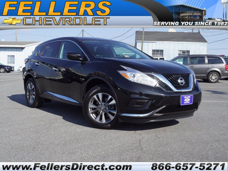 Off Lease West Palm Beach >> 2016 Nissan Murano For Sale in Rogersville, MO - Carsforsale.com
