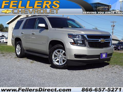 2016 Chevrolet Tahoe for sale in Altavista, VA