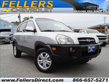 2007 Hyundai Tucson for sale in Altavista, VA