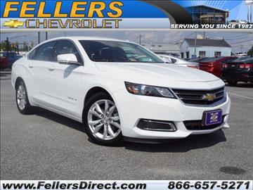 2016 Chevrolet Impala for sale in Altavista VA