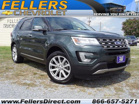 2016 Ford Explorer for sale in Altavista, VA