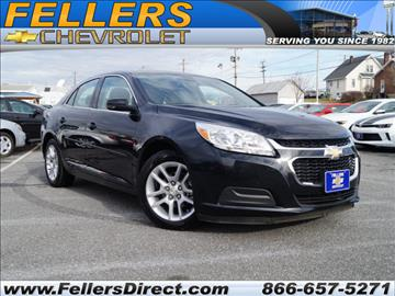 2015 Chevrolet Malibu for sale in Altavista, VA