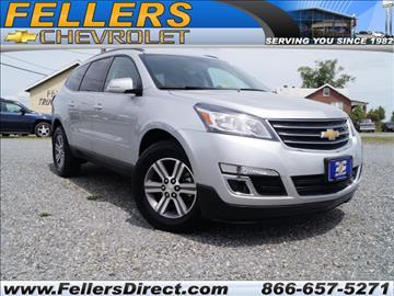 2017 Chevrolet Traverse for sale in Altavista, VA