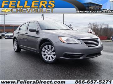 2012 Chrysler 200 for sale in Altavista, VA