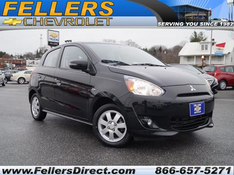 2015 Mitsubishi Mirage for sale in Altavista VA