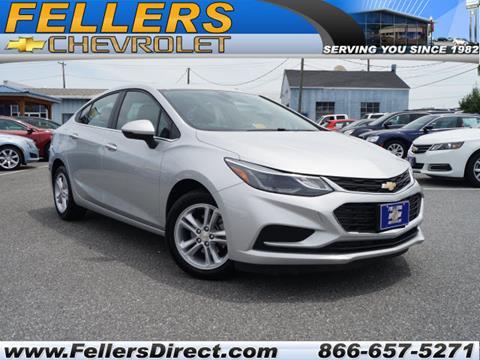 2017 Chevrolet Cruze for sale in Altavista, VA