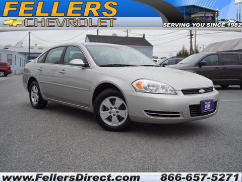 2008 Chevrolet Impala for sale in Altavista VA