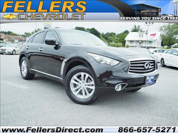 2016 Infiniti QX70 for sale in Altavista VA