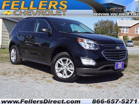2017 Chevrolet Equinox for sale in Altavista VA