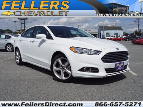 2016 Ford Fusion for sale in Altavista, VA