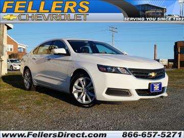 2016 Chevrolet Impala for sale in Altavista, VA