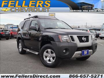 2010 Nissan Xterra for sale in Altavista, VA