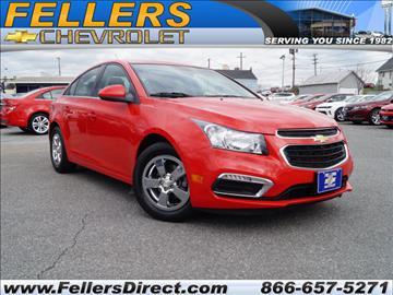 Chevrolet Cruze For Sale Calabasas Ca