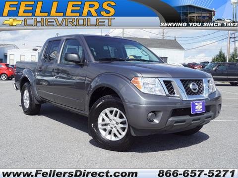 2016 Nissan Frontier for sale in Altavista, VA