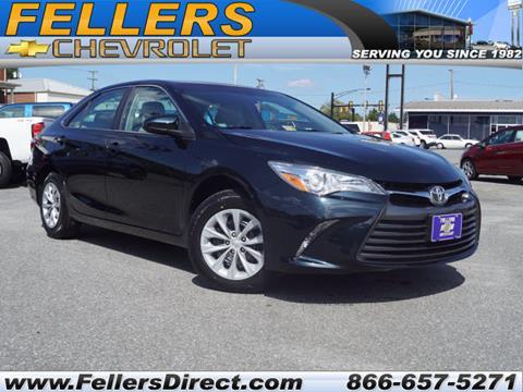 2015 Toyota Camry for sale in Altavista, VA