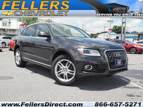 2016 Audi Q5 for sale in Altavista, VA