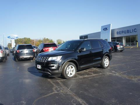 2017 Ford Explorer for sale in Republic, MO