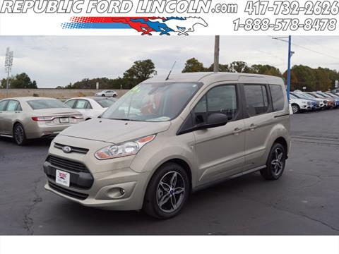 2016 Ford Transit Connect Wagon for sale in Republic, MO