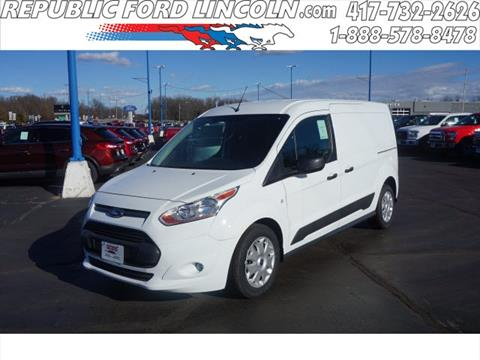 2017 Ford Transit Connect Cargo for sale in Republic, MO