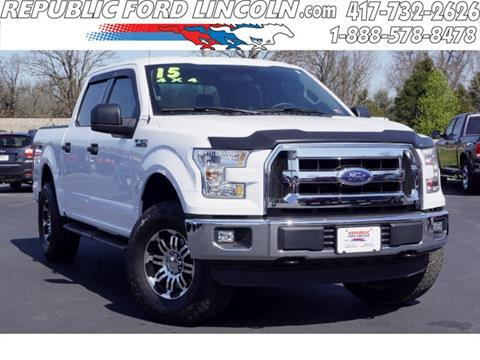 used ford trucks for sale in republic mo. Black Bedroom Furniture Sets. Home Design Ideas