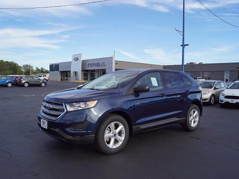 2017 Ford Edge for sale in Republic, MO