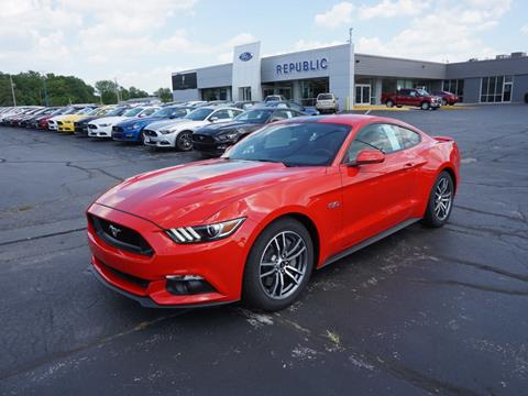 2017 Ford Mustang for sale in Republic, MO