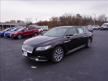 2017 Lincoln Continental for sale in Republic, MO