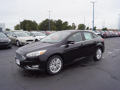 2017 Ford Focus for sale in Republic, MO